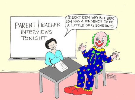 how to take interview of teacher